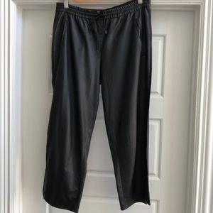 bcbg maxazria faux leather pants